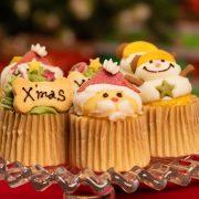 クリスマスカップケーキセット