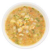 【冬季限定】鶏とかぶのポカポカスープ