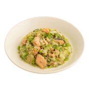 【春季限定】魚介と野菜のハーブ蒸しサラダ